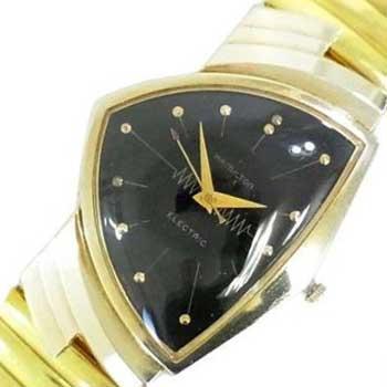 ハミルトン ベンチュラ アンティーク 14K 金無垢の時計買取実績紹介