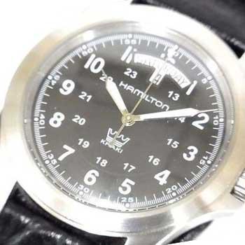 ハミルトン×ネイバーフッド カーキキングの時計買取実績紹介