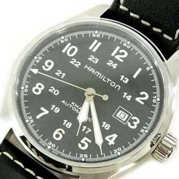 ハミルトン H70 625 533 カーキ フィールド 裏スケルトンの時計買取実績紹介
