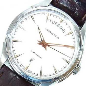 ハミルトン ジャズマスター H325050の時計買取実績紹介