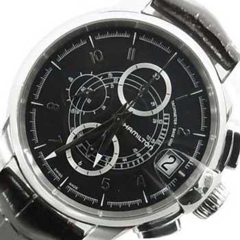 ハミルトン H406160 レイルロードオートクロノの時計買取実績紹介
