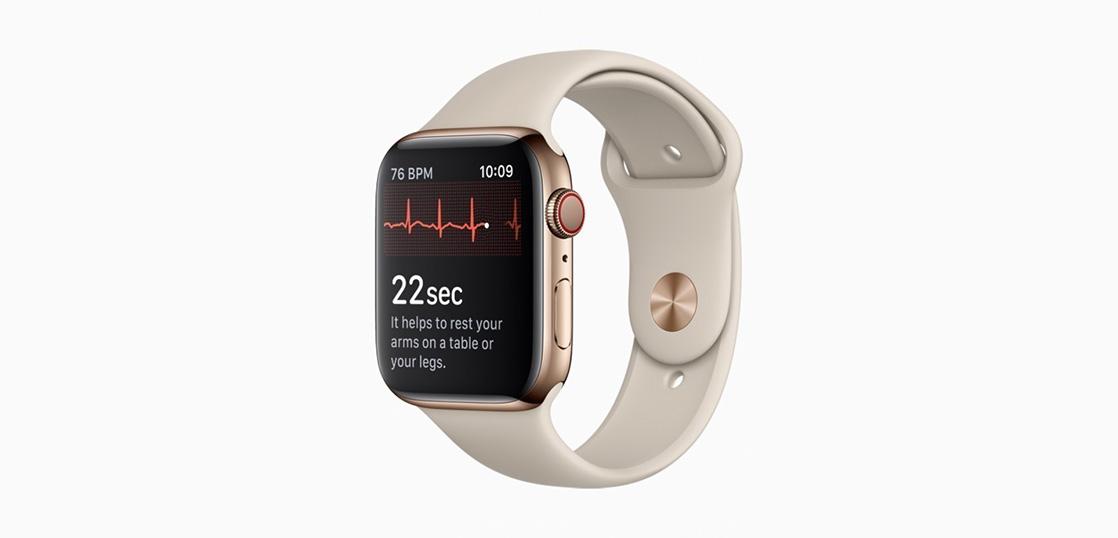Apple Watch Series 4 画像