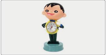 シチズン Cちゃん ソフビ人形 画像