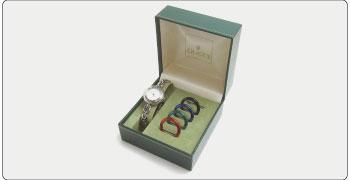 グッチ 時計 メンズ レディース/チェンジベゼル 画像