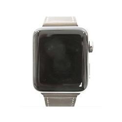 エルメス Apple Watch アップルウォッチ MNTU2J/A Series 2 38mm ドゥブルトゥール 画像