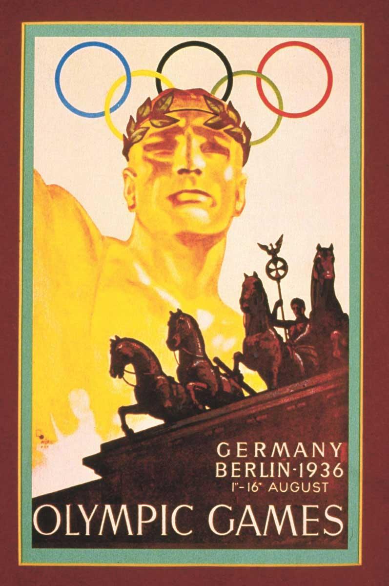 ベルリンオリンピック画像