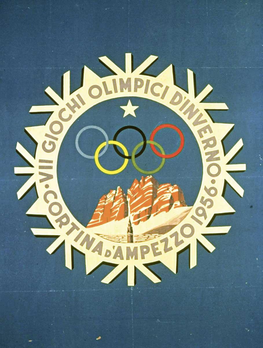 コルティナダンペッツォオリンピック画像