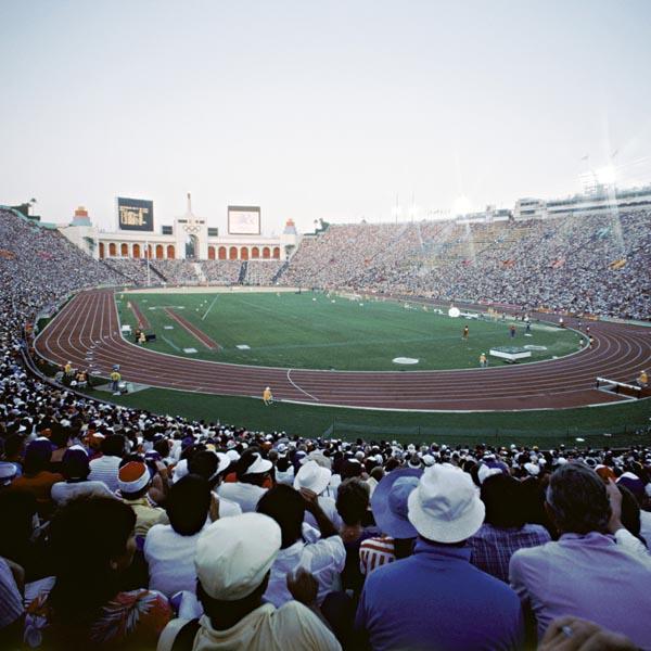 ロサンゼルスオリンピック画像