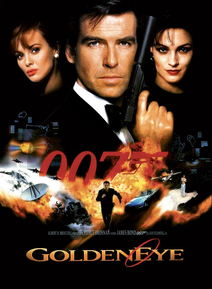 007 ゴールデンアイ画像