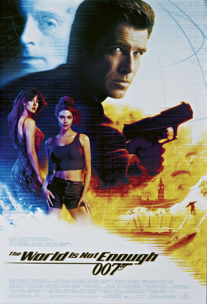 007 ワールド・イズ・ノット・イナフ画像