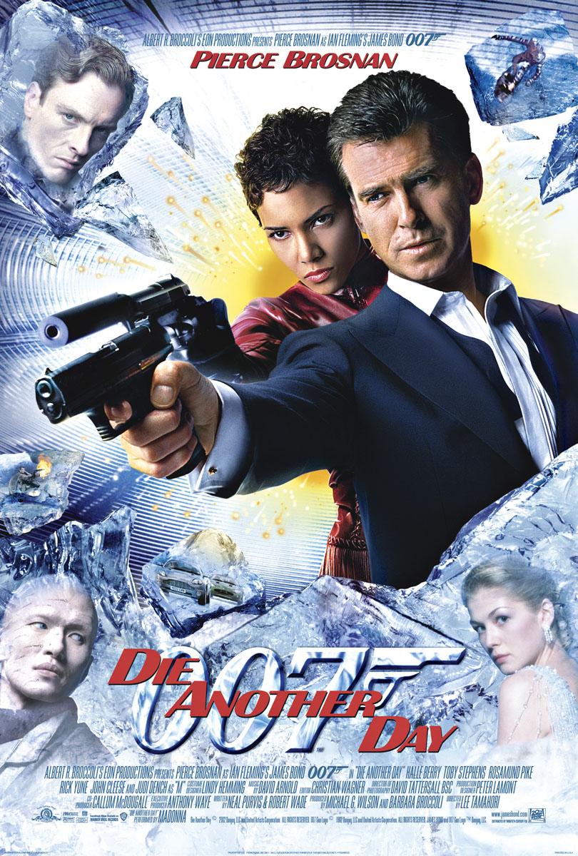 007 ダイ・アナザー・デイ画像