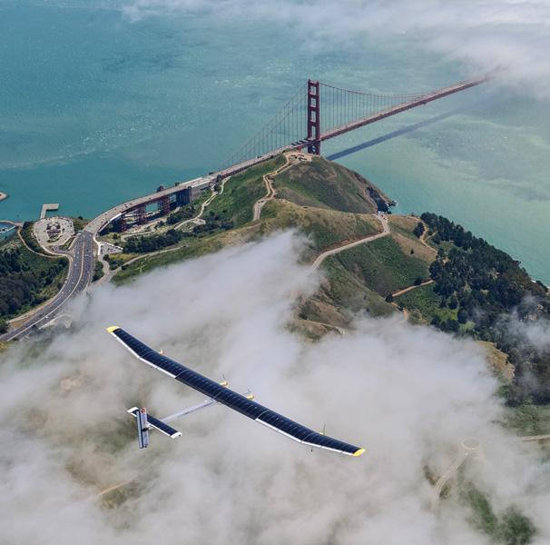 航空機で地球一周 画像