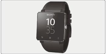 ソニー 時計 smart watch 画像