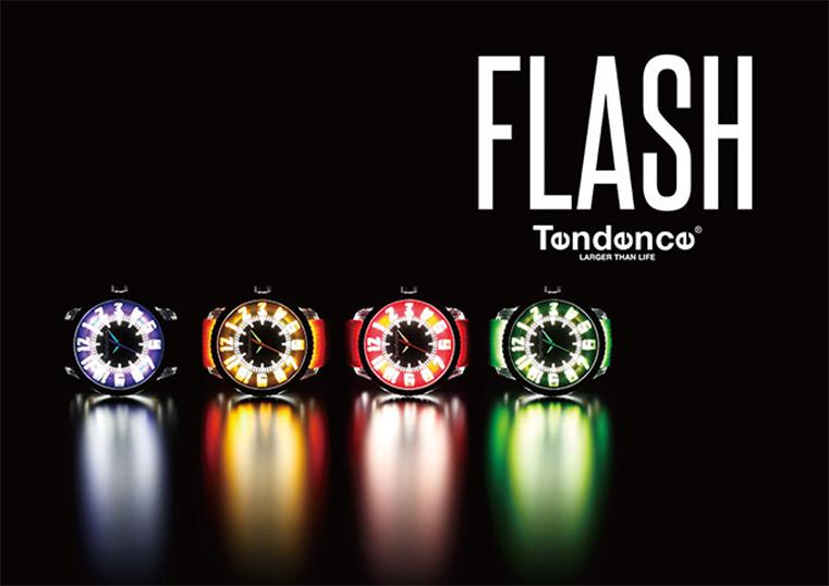 テンデンス フラッシュ/FLASH 画像