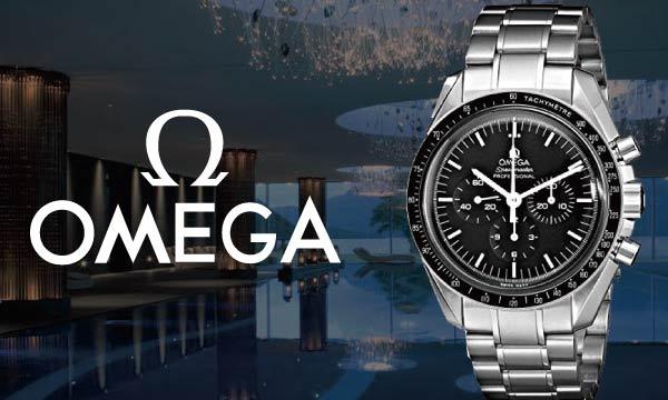 関連買取強化ブランドOMEGA オメガ